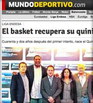 Quinibasket en Mundodeportivo.com